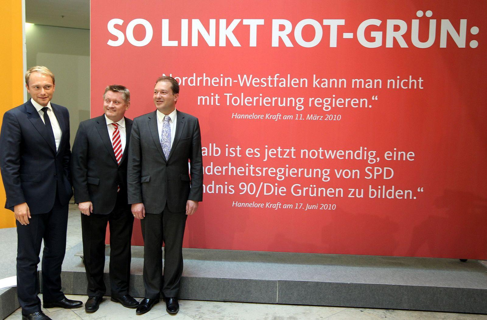 Lindner Gröhe Dobrindt