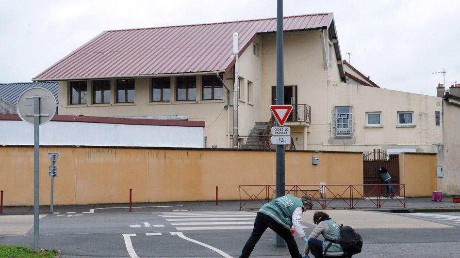 Moschee in Le Mans: Schüsse auf Gebetshaus