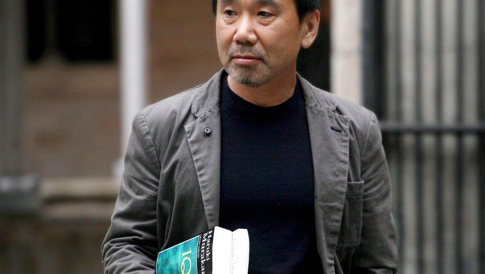SPIEGEL-Bestsellerliste: Ein klassisches Murakami-Mädchen