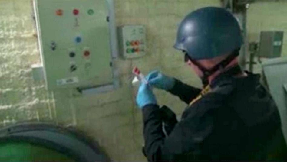 OPCW-Inspektoren in Syrien: Heikle Mission im Bürgerkriegsland
