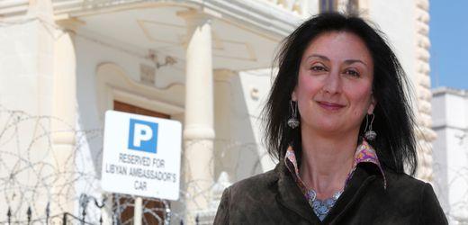 Malta: Ex-Premier Joseph Muscat nennt ermordete Journalistin Daphne Caruana Galizia »irrelevant«