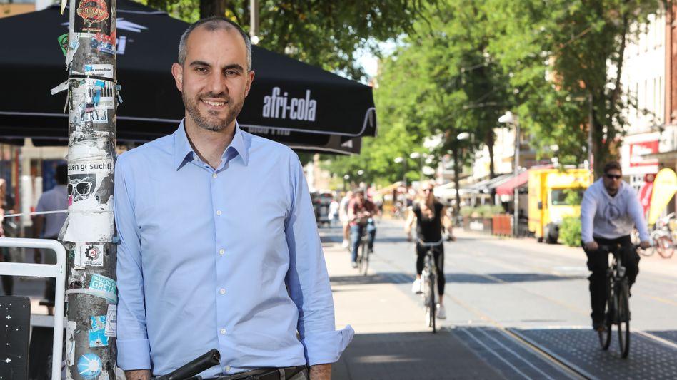 Hannovers Oberbürgermeister Belit Onay will die Innenstadt autofrei machen, ein Konzept der Grünen zeigt nun erste Schritte - die erstaunlich autofreundlich sind