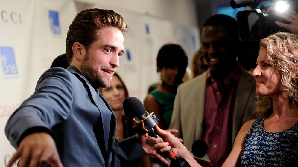Robert Pattinson: Zurück im Rampenlicht