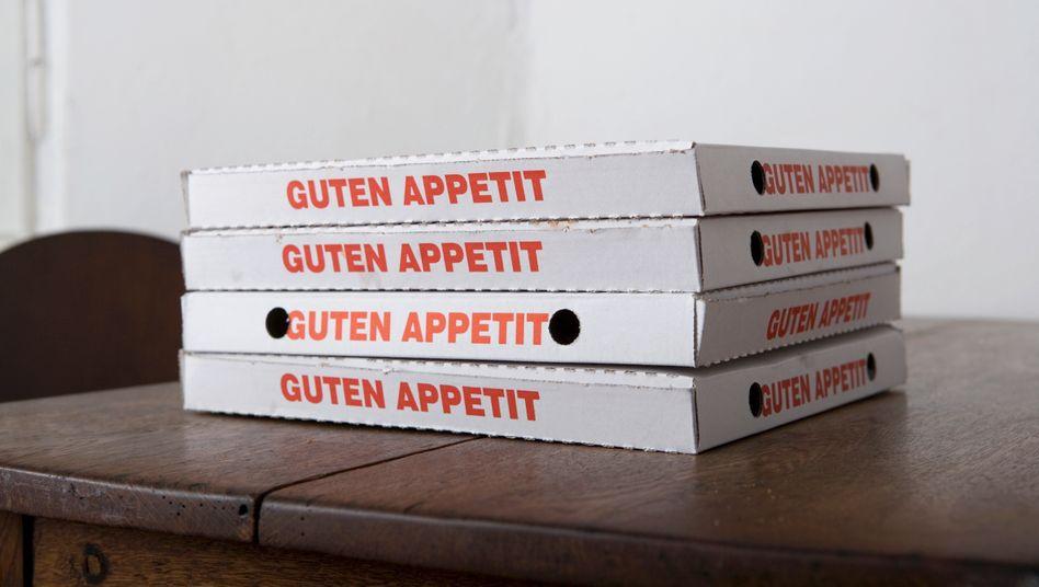 Symbolbild Lieferpizza