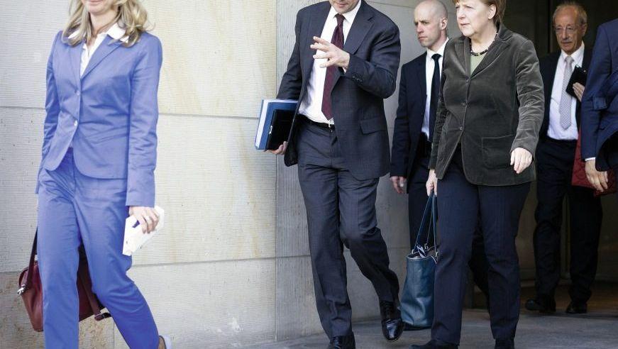Merkel-Beraterin Christiansen: Sanfter Paternalismus