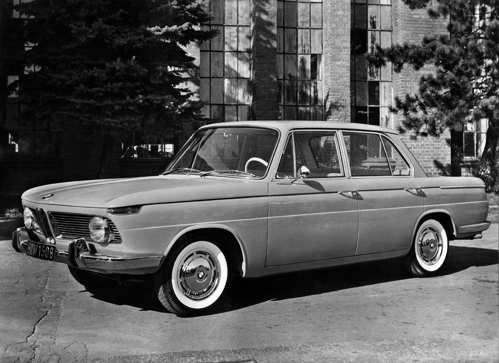 Die 60 deutschen Autos / BMW 1500