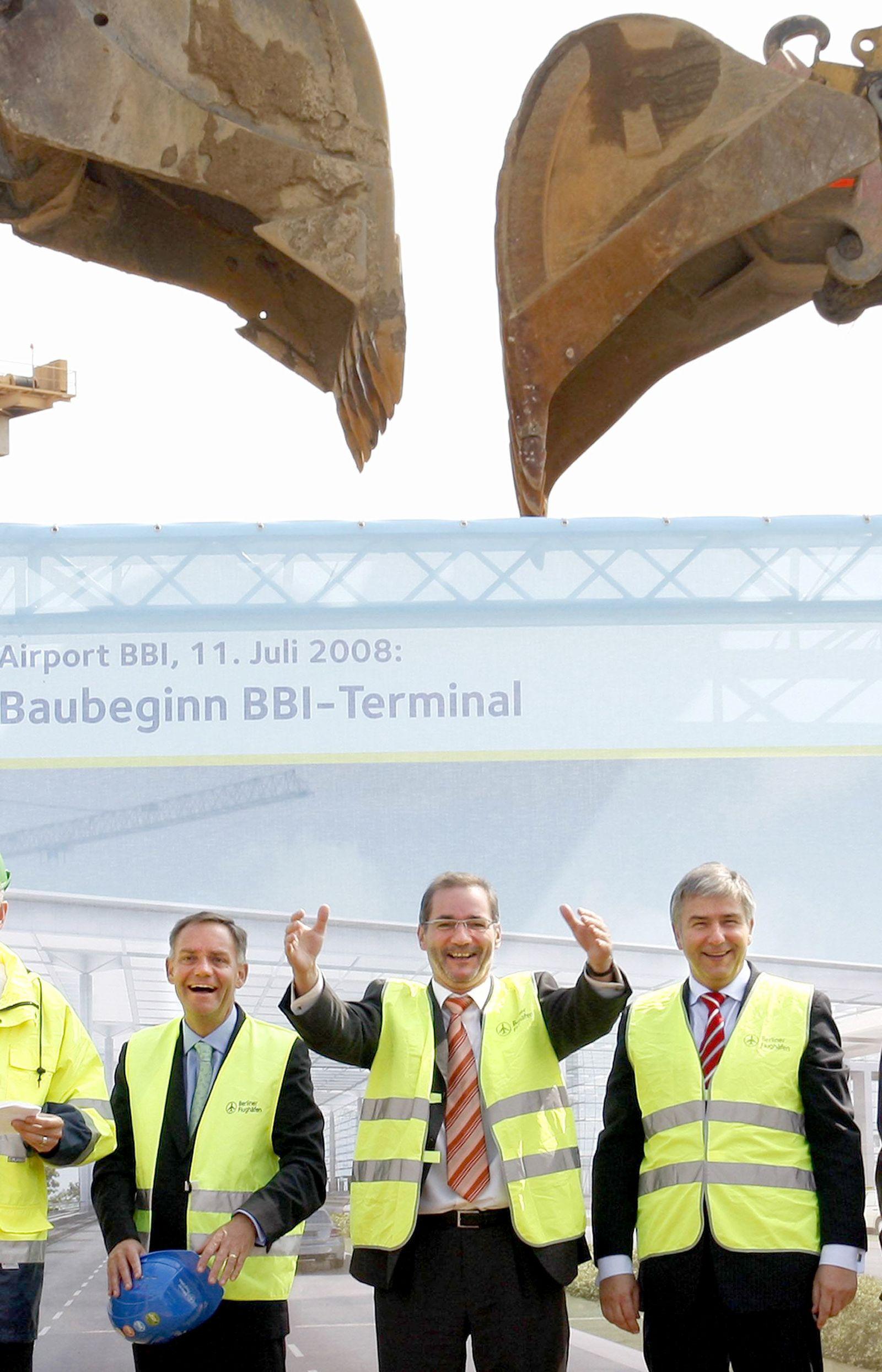 NICHT VERWENDEN Bauarbeiten fuer BBI-Terminal beginnen