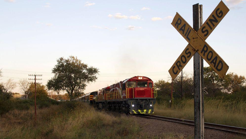 Golden Jubilee Express: Ein feiner Zug