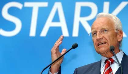 CSU-Chef Stoiber: Will Berlin einen Denkzettel verpassen