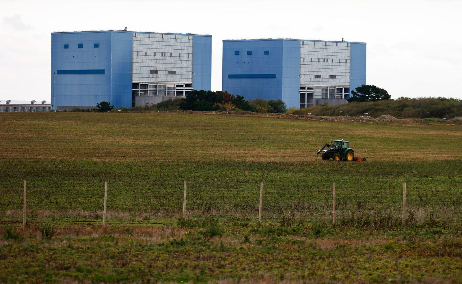 Atomkraftwerks Hinkley