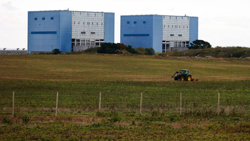Standort für AKW Hinkley Point C (Archiv): EU subventioniert Bau zweier Reaktoren