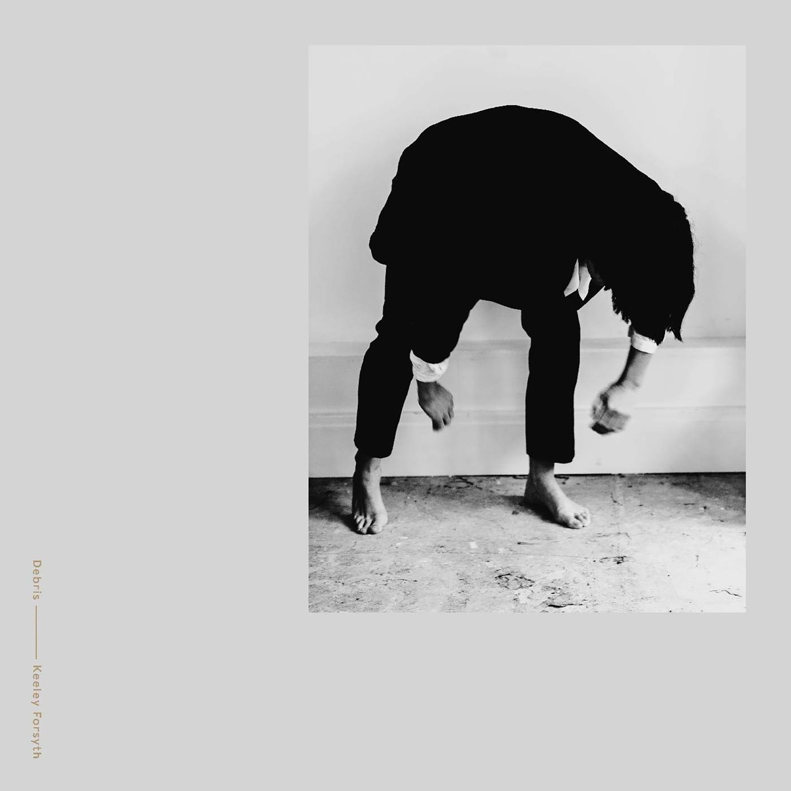 Abgehoert/ Keeley Forsyth: Debris COVER
