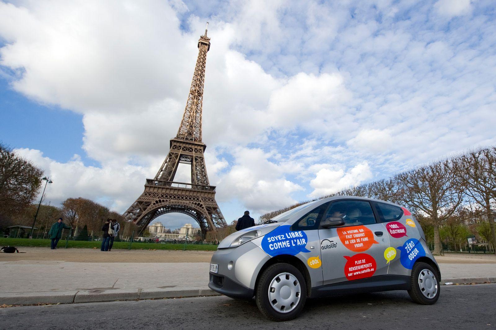 Paris / Auto