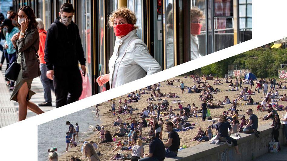 S-Bahn-Nutzer in Berlin: Verzweiflung über die Renitenz vieler Mitbürger