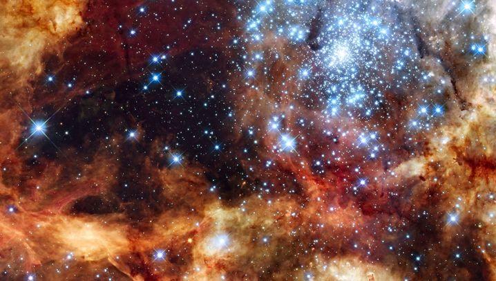 Hubble: Spektakuläre Bilder aus den Tiefen des Weltalls