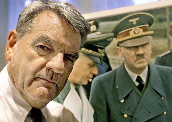 Holocaust denier David Irving