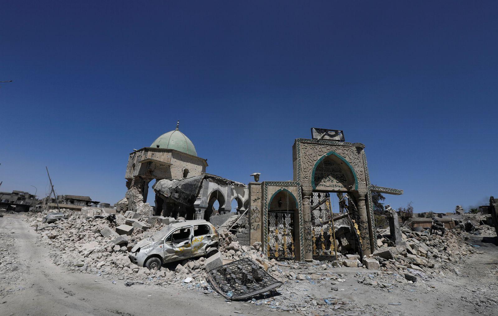 Syrien/ Mossul/ Kampf gegen IS