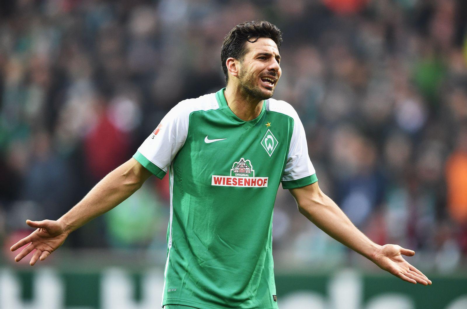 Werder Bremen Pizarro