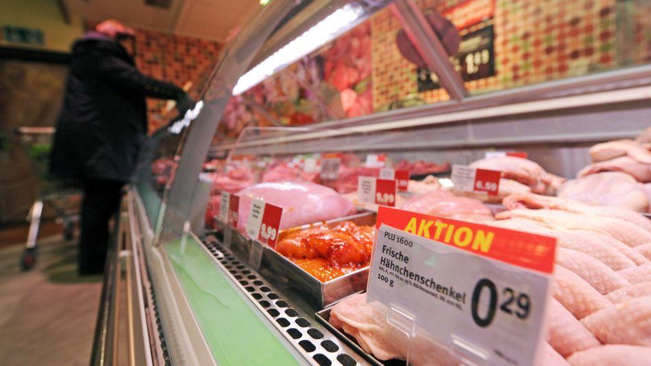 Fleischtheke im Supermarkt: Wettbewerbsvorteil als etabliertes Produkt