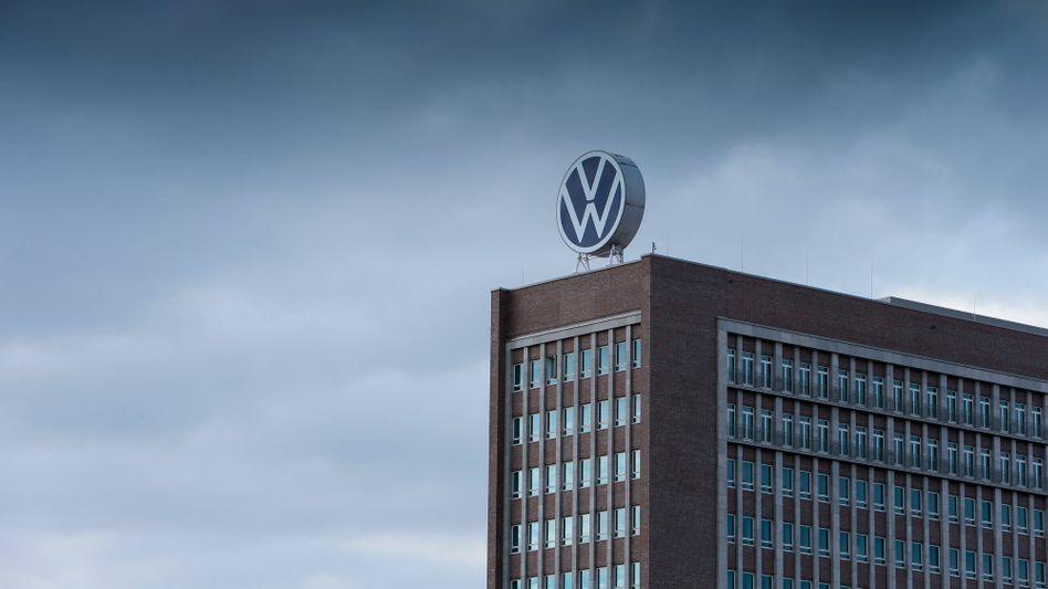 VW-Zentrale in Wolfsburg: »Regieanweisungen« von oben
