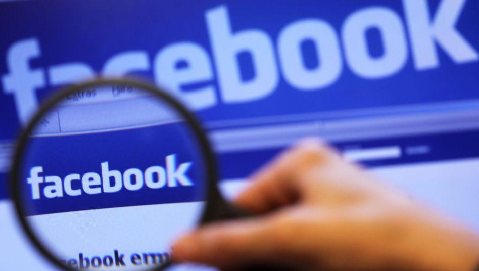 Facebook-Logo: Google hilft planlosen Deutschen dieses Facebooks
