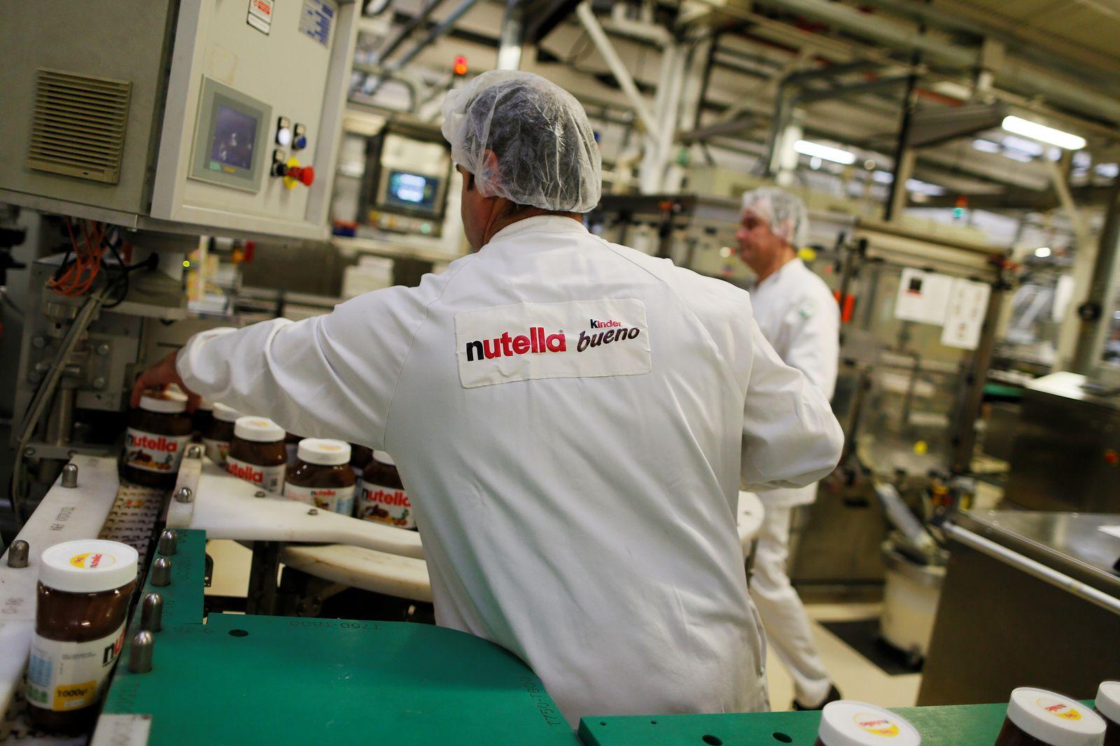 Nutella / Villers-Ecalles