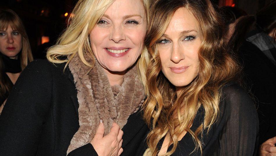 Kim Cattrall und Sarah Jessica Parker (2009)