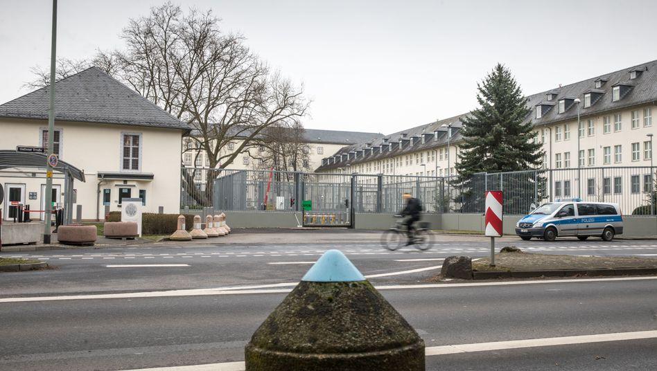 US-Generalkonsulat in Frankfurt