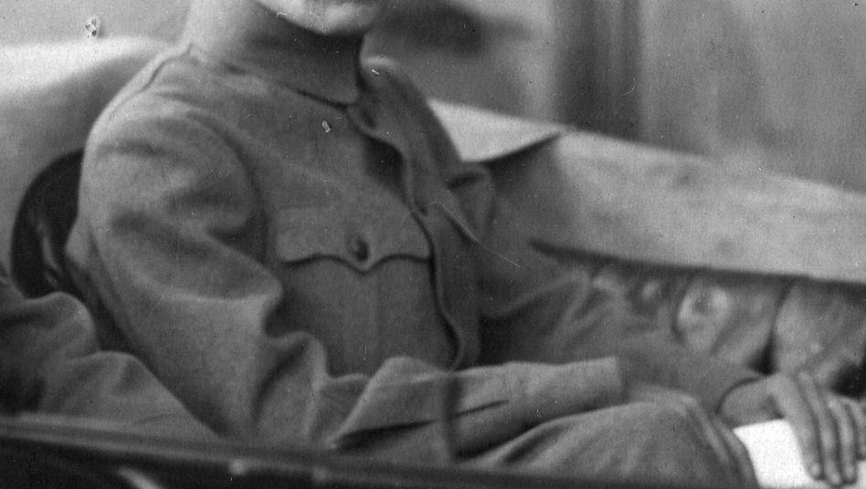 """Boris Sawinkow (1879-1925): """"Ich wünsche mir kein friedliches Leben"""""""