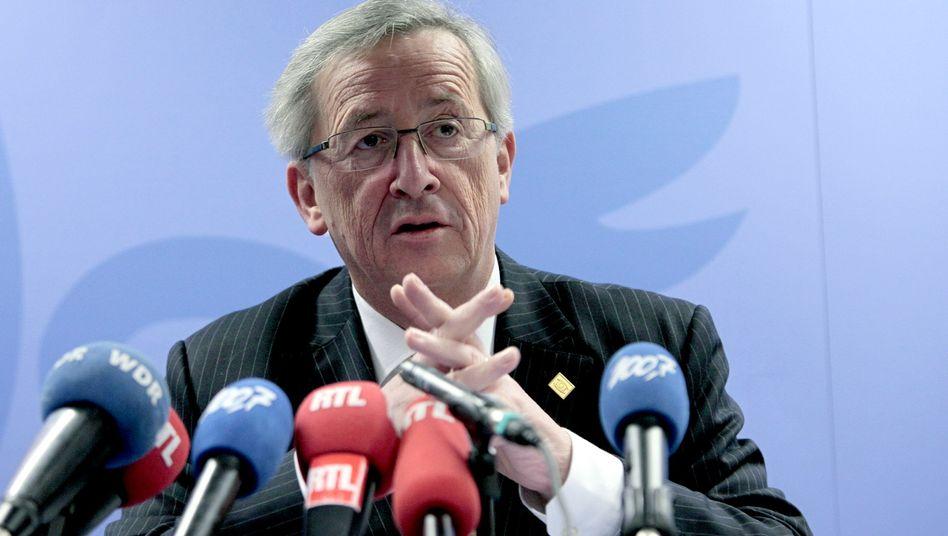 Politiker Juncker: Deutschland führt EU nicht mit eiserner Hand