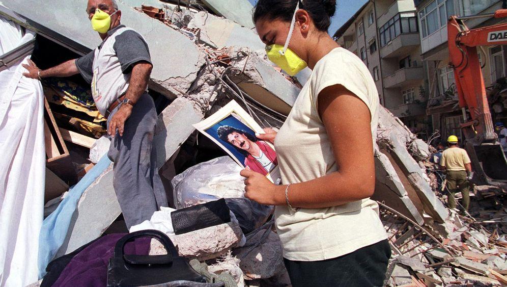 Erdbeben in der Türkei: Der Riss im Marmarameer