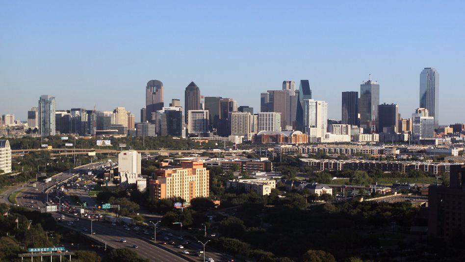 US-Stadt Dallas: Spaßreisen für Sparkassenchefs und Beamte