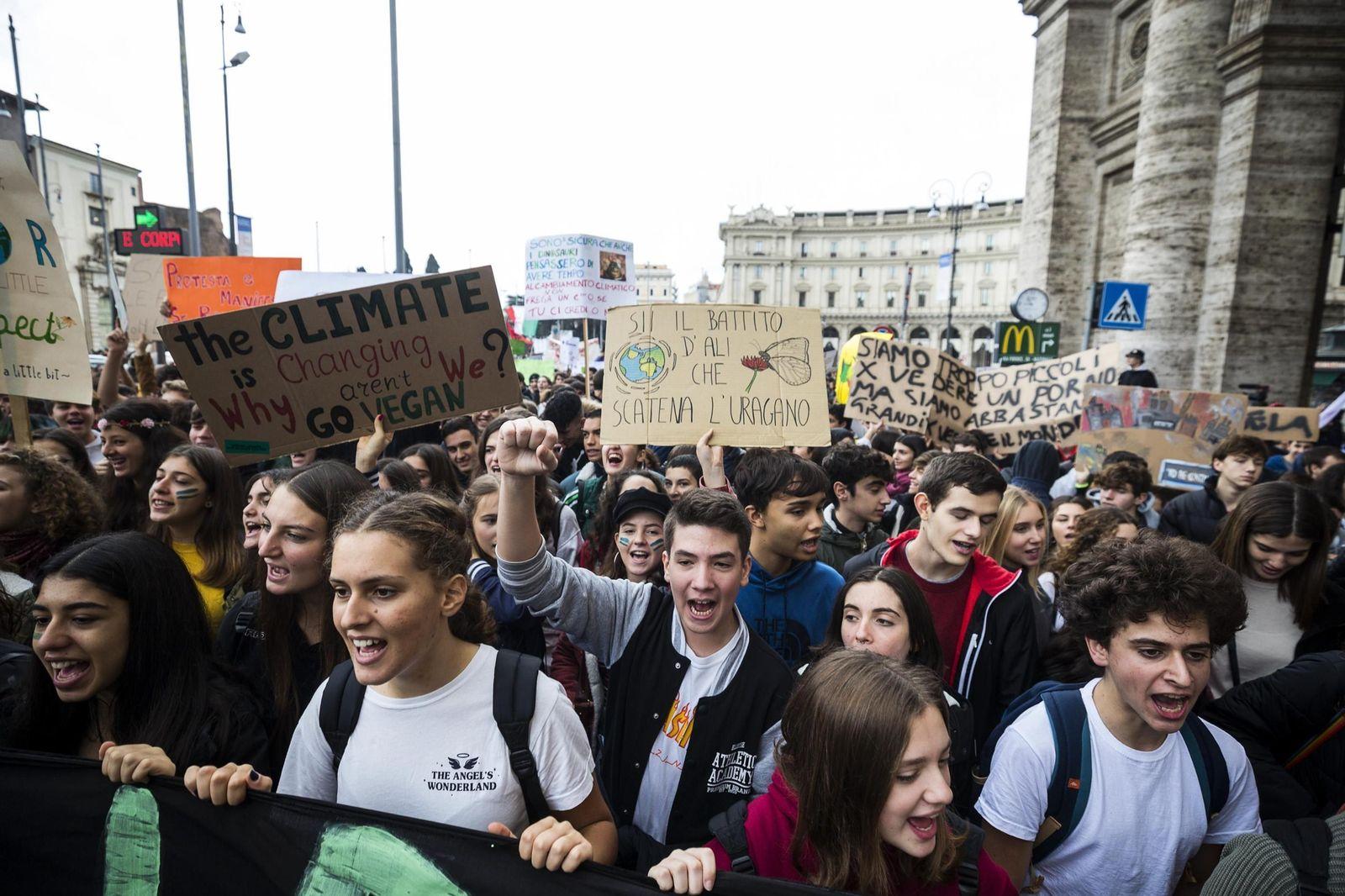 Klimaprotokoll/ Italien