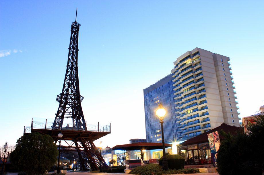 Eiffelturm Nachbauten