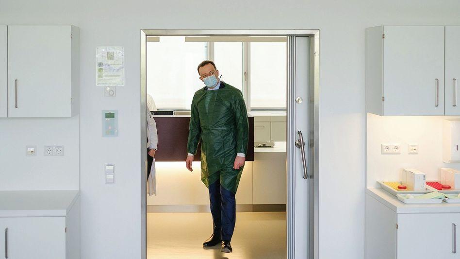 CDU-Politiker Spahn:Problematik unterschätzt