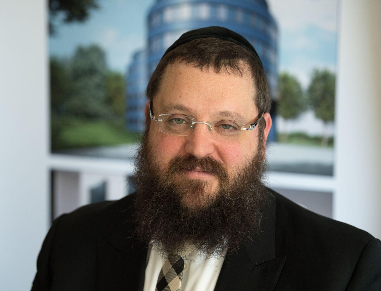 Rabbiner Yehuda Teichtal
