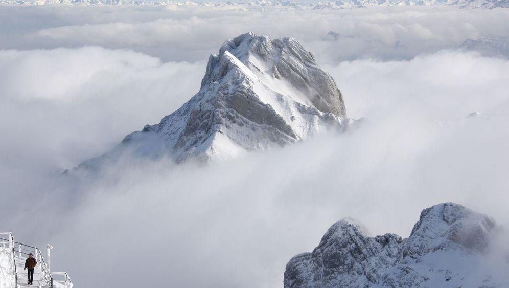 Drift nach Osten: Die Alpen rutschen weg