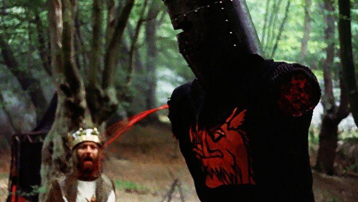 "Kult-Comedygruppe Monty Python: ""Chleudert den Purchen zu Poden"""