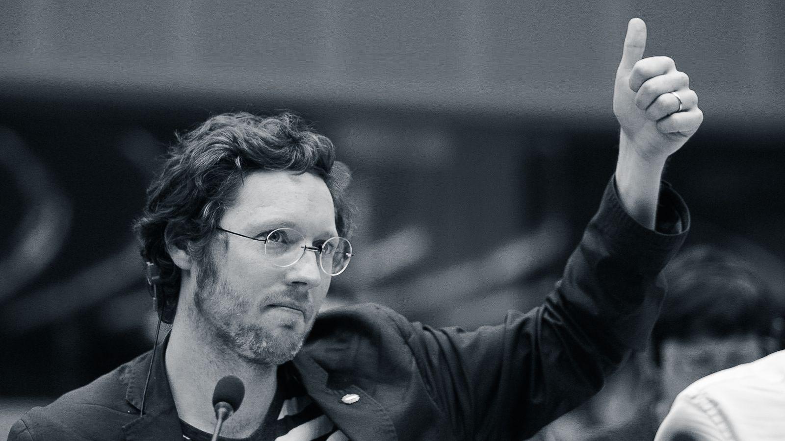 EINMALIGE VERWENDUNG Kinofilm Democracy/ Hinter den Kulissen der EU