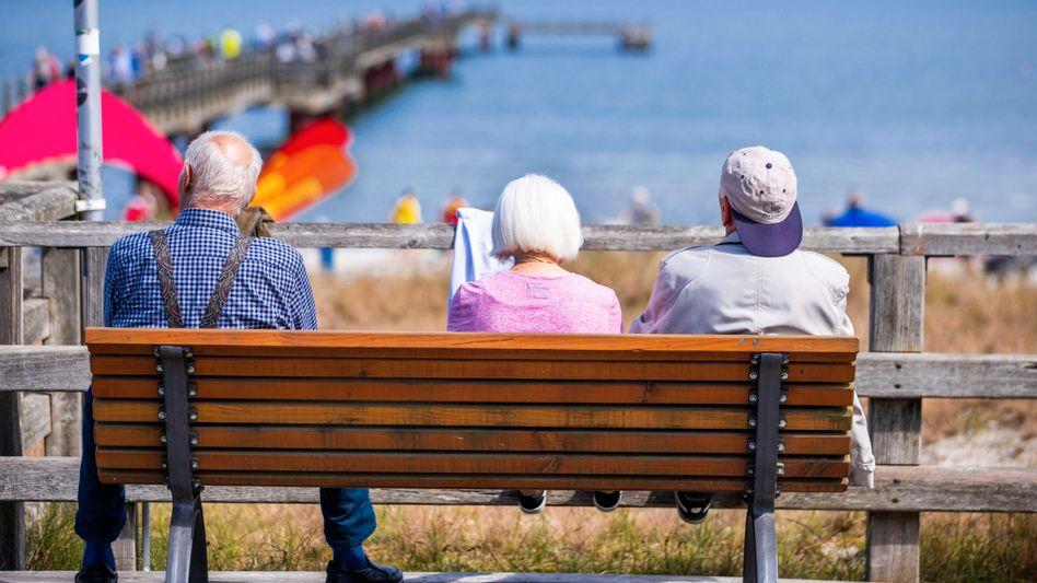 Menschen ab 70 Jahren wird nun eine Booster-Impfung empfohlen