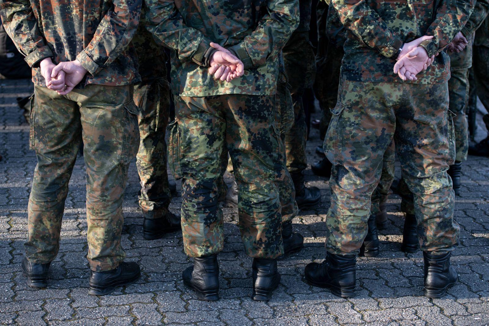 Luftwaffenausbildungsbataillon Germersheim 16.02.2020 Germersheim x1x Südpfalz-Kaserne - das Luftwaffenausbildungsbatai