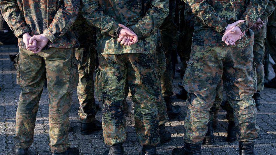 """Sind Mitglieder der """"Grauen Wölfe"""" in der Bundeswehr?"""