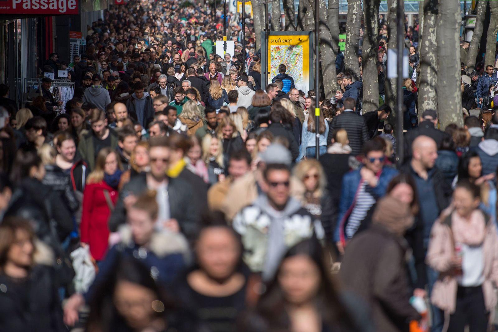 Erstmals mehr als 11 Millionen Einwohner in Baden-Württemberg
