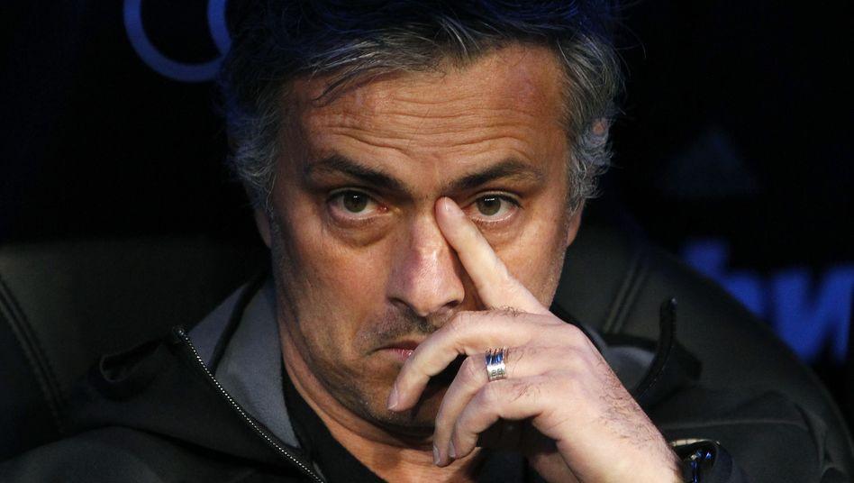 "Real-Coach Mourinho: ""Was soll ich mich beklagen?"""
