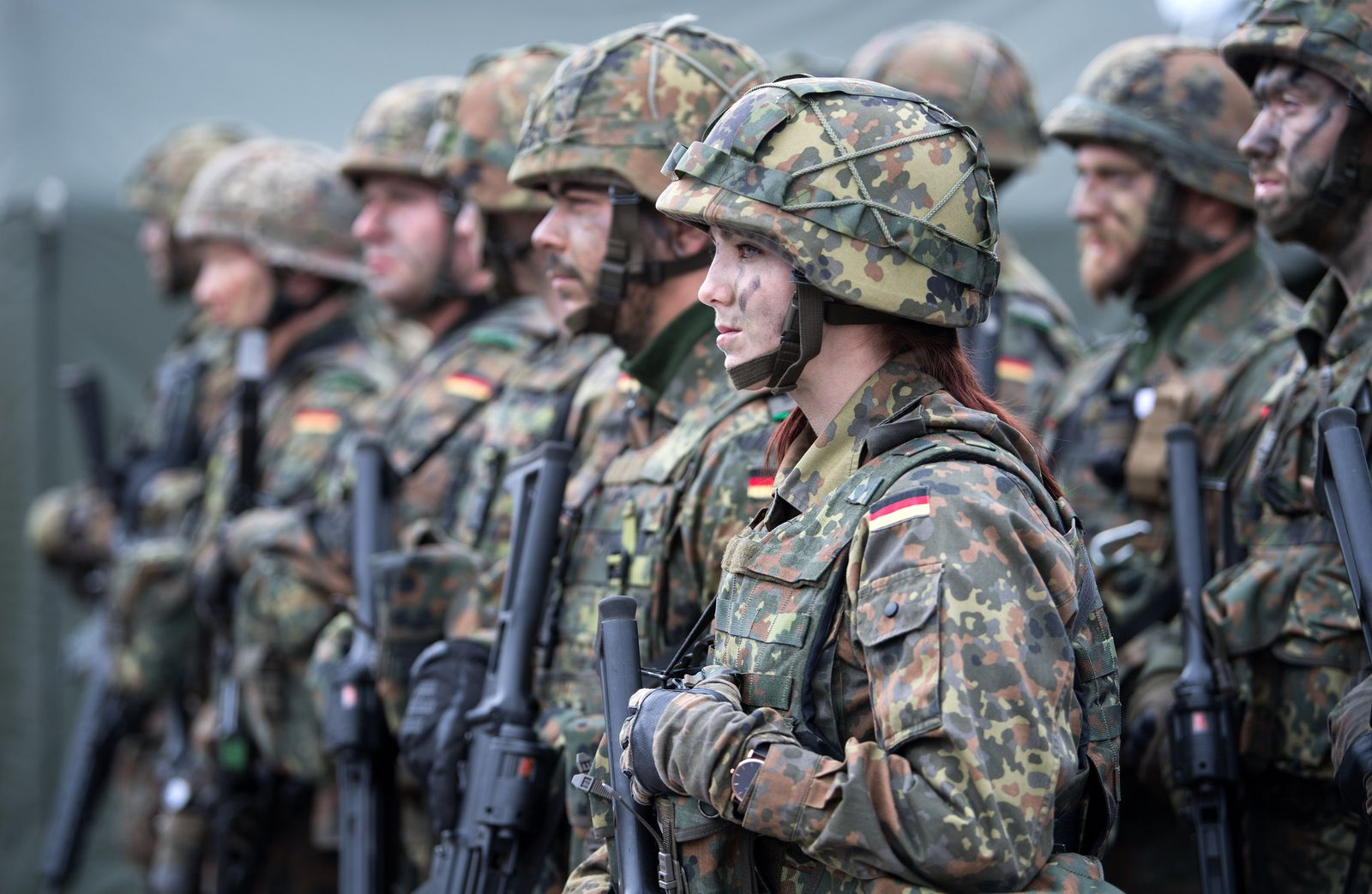 Nato Bataillon Litauen