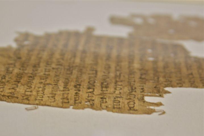 Glücksfall Oxyrhynchos: Die Historiker fanden die Informationen zur Kindheit in 7500 erhaltenen Papyri