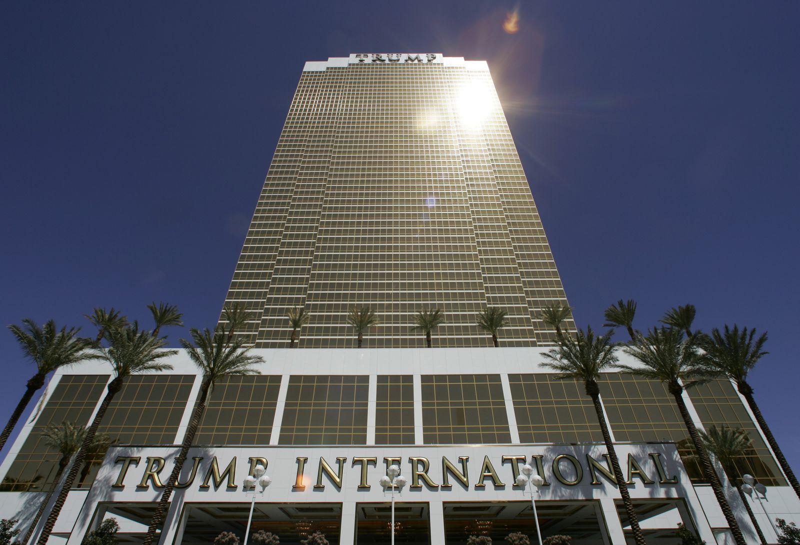 Trump International / Hotel / Las Vegas