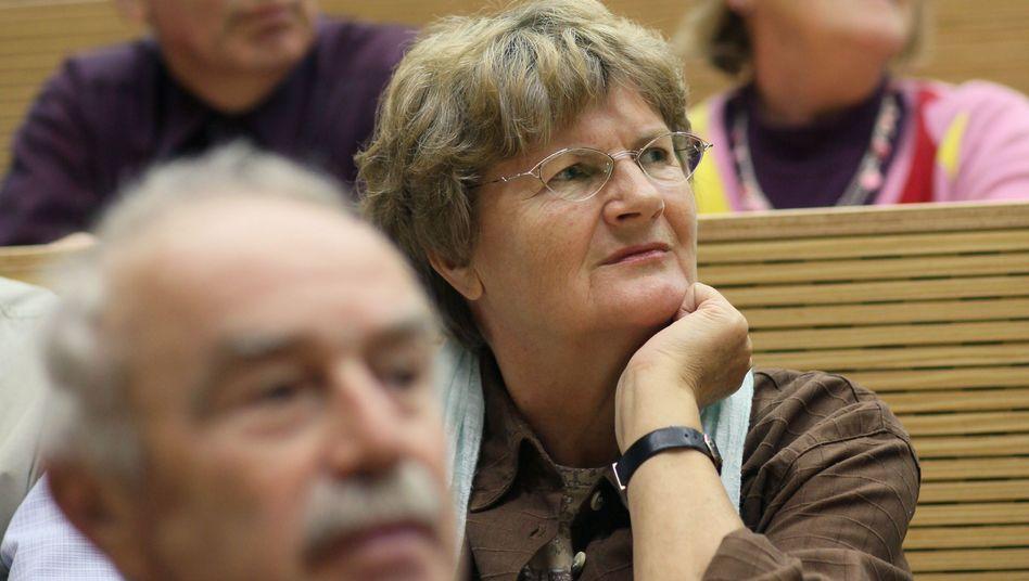 Seniorenakademie in Frankfurt (Oder): Verständnis für unterschiedliche Werte
