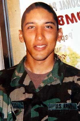 Kristian Menchaca: Im Irak getötet
