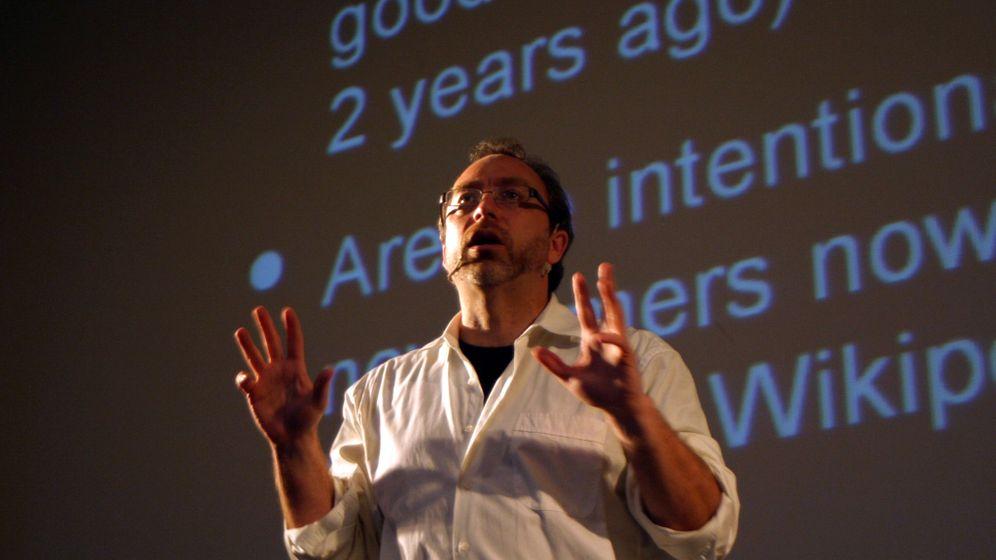 Wikipedia-Jahrestreffen: Tweeten in der Pinkelpause
